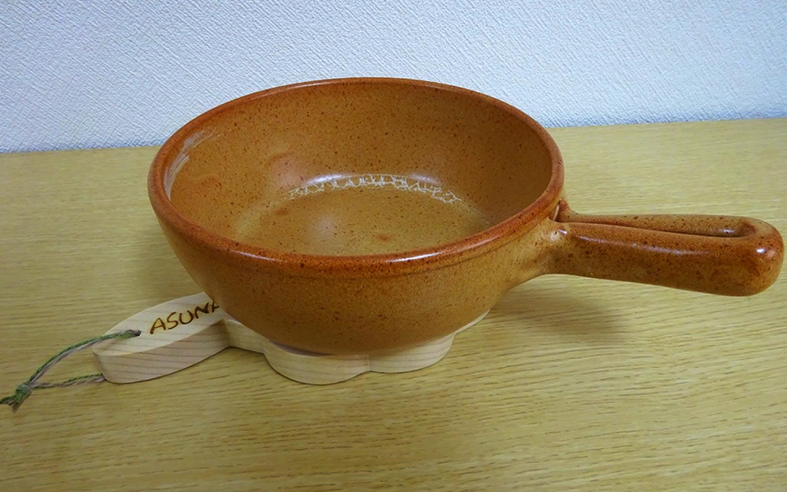 レンコンの鍋しき